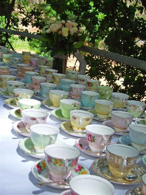 backyard tea party garden tea bridal shower afternoon tea parties
