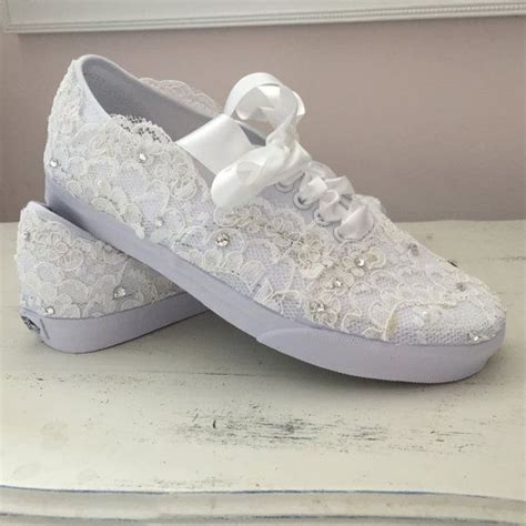 25 best ideas about wedding tennis shoes on