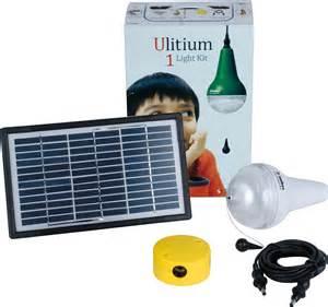 Solar Lighting Kits Sundaya 303205 Sundaya Ulitium Solar Light Kit 1x 3 W At