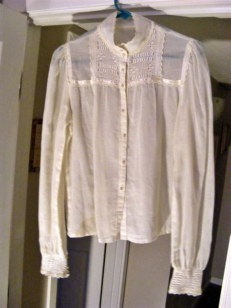 1800s 1900s blouse help with dating vintage
