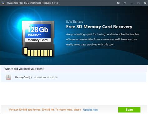 mobile micro sd card recovery software full version free download free free sd memory card recovery by iuweshare v