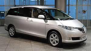 Toyota Usa Hybrid Minivan