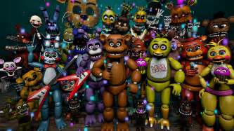 Sfm making a fnaf thank you poster youtube