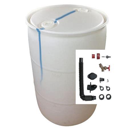 Colouropo Bundle Kit Out And About earthminded diy barrel bundle with diverter system 55