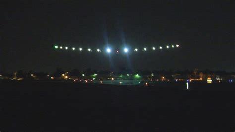lights of the arizona see the solar impulse 2 solar powered airplane arizona s