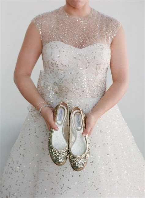 Cool Flat Shoes Butterfly Ungu 15 ways to wear flat shoes at your wedding