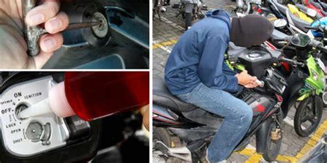 Lu Tembak Motor Malang polisi tembak pencuri motor spesialis tempat kos merdeka