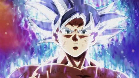 Master Goku goku masters ultra instinct