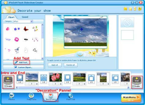 tutorial html slideshow how to make a spring photo slideshow with music