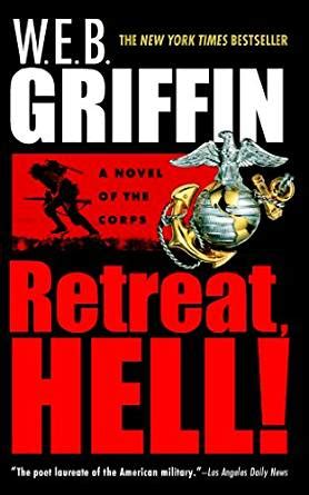 a hell within a griffin price novel books retreat hell the corps series book 10