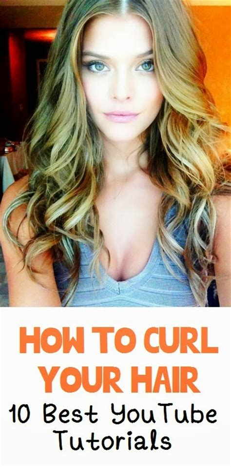 different ways to curl your hair with a wand 10 ways to curl your hair home and heart diy