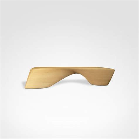 zaha hadid bench banco pp995 zaha hadid bench arkpad simple by