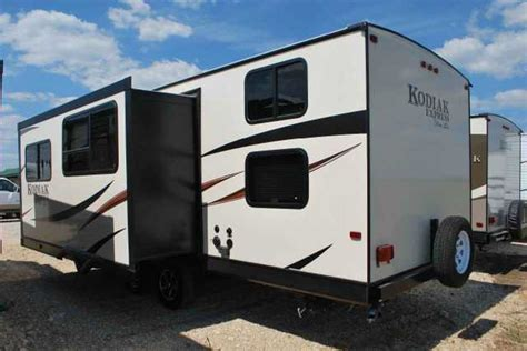 full specs for 2016 dutchmen kodiak express 286bhsl rvs 2016 new dutchmen kodiak express 286bhsl travel trailer in