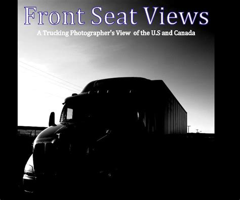 frontseat backseat a view from the front books front seat views by adalberto ayala arts photography