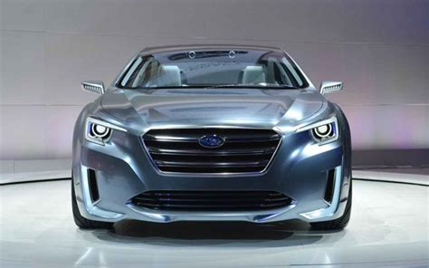 2019 Subaru Outback Redesign by New 2019 Subaru Outback Colors Redesign Update Rumors