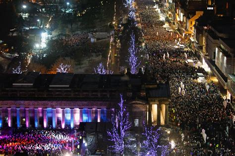new year packages edinburgh the best places in the world to spend new year s 2015
