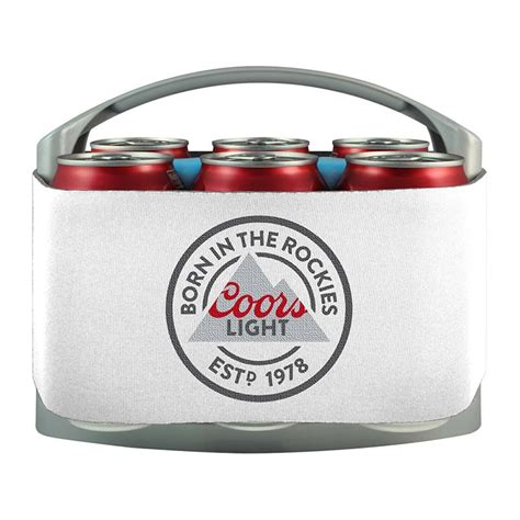 6 pack of coors light price coors light brand 6 pack cooler