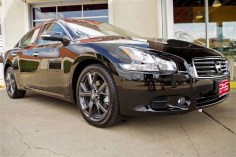2014 nissan maxima premium package find used 2014 nissan maxima sv sport and premium package