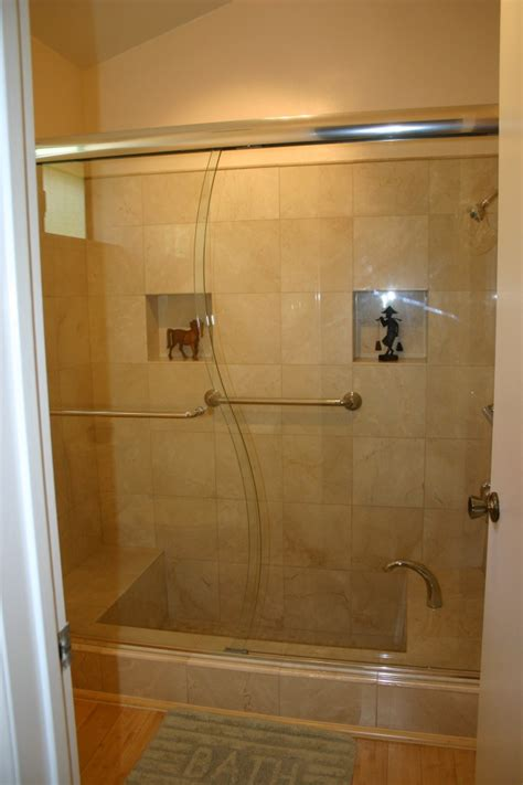 custom shower door glass shower doors enclosures community glass mirror