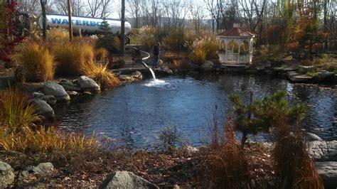 Garden State Koi Warwick New York Backyard Pond Projects Warwick Orange County Ny Northern Nj