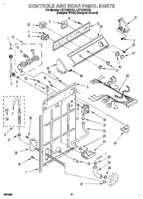 kenmore 110 washer wiring diagram kenmore 110 washer