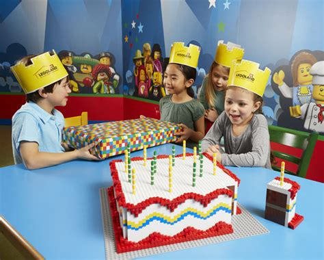 a birthday at legoland discovery centre toronto