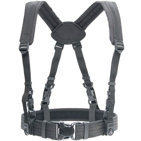 Harness With Belt padded belt harness gkpro