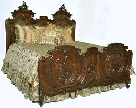 Antique Mattress Sizes by Antique Of The Week The King Size Bed Antiques In Style