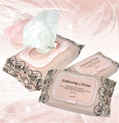 Tissue Detox by Embossing Cleansing Tissue Shop Fever