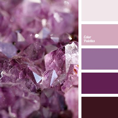 color amethyst amethyst crystals color color palette ideas