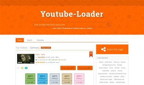 download mp3 youtube full youtube loader eu alternatives and similar websites and