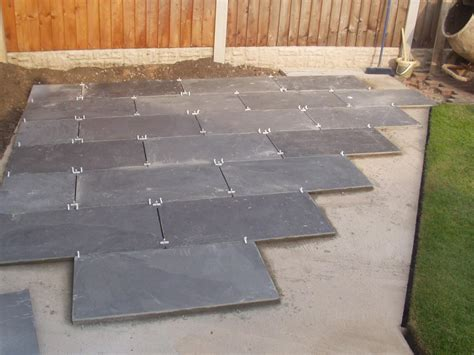 slate paving garden patio tiles not slabs 163 14 99 m2