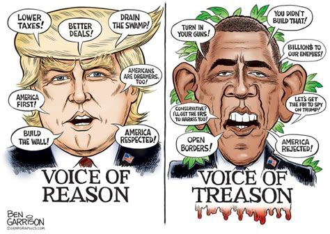 Drained Anye and obama brilliantly compared quot reason vs treason quot