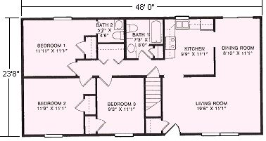 how big is 1100 square feet how big is 1100 square feet floor plans of 1100 square