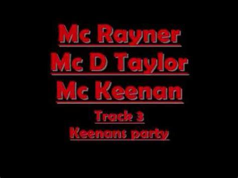 Keenan Mc T1310 3 d mc rayner n mc keenan