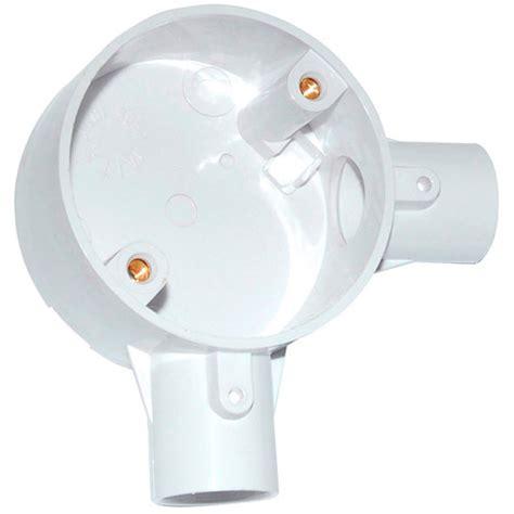 Pvc Conduit System 2 Way Angle buy mita 20mm 2 way box angle white from websparky