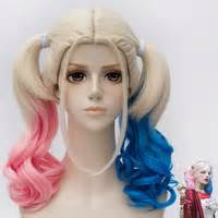 harley quinn hair color harley quinn wig harley quinn wig suppliers and