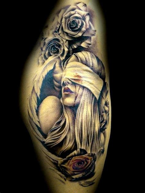 blindside tattoo blind awesome tattoos