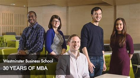 Dan Siliverman Unh Mba Course by Program Mba Di Westminster Business School