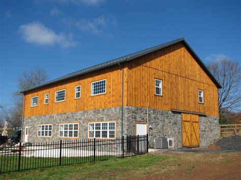 building a barn house conestoga buildings pole barns and post frame