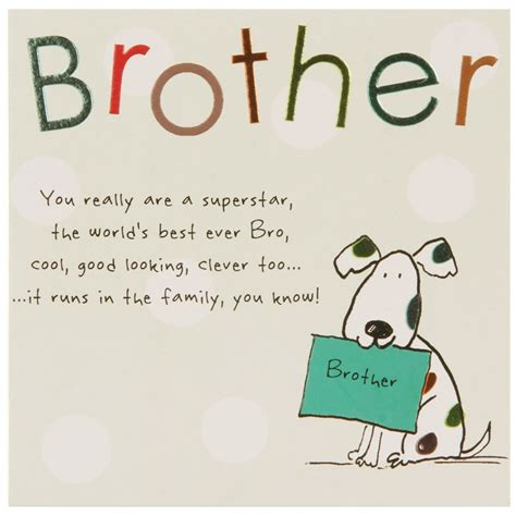 printable birthday cards for little brother brother birthday cards google search cards pinterest