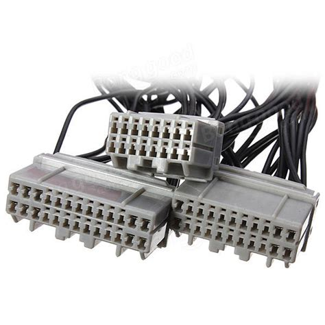 obdb  obd ecu manual conversion wiring harness adapter