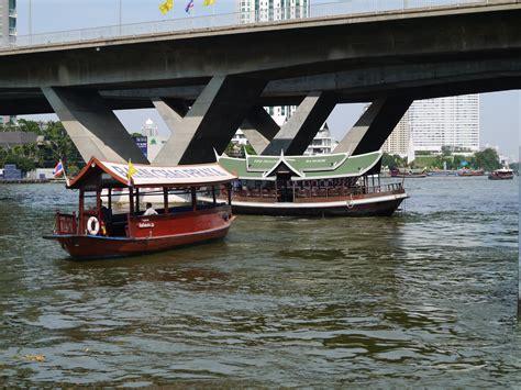 river boat flags chao phraya river guide to bangkok boat travel