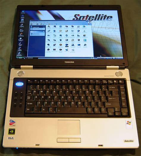 toshiba satellite m45 full review (pics, specs)