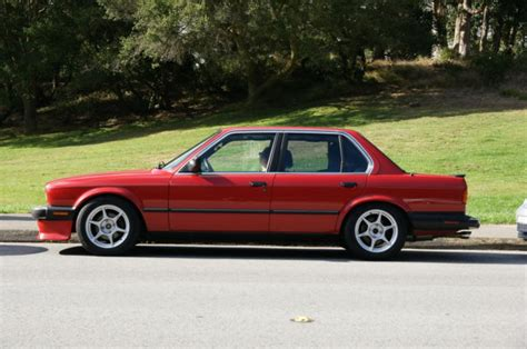 1987 bmw e30 325e sedan 2 7 eta at survivor car for sale