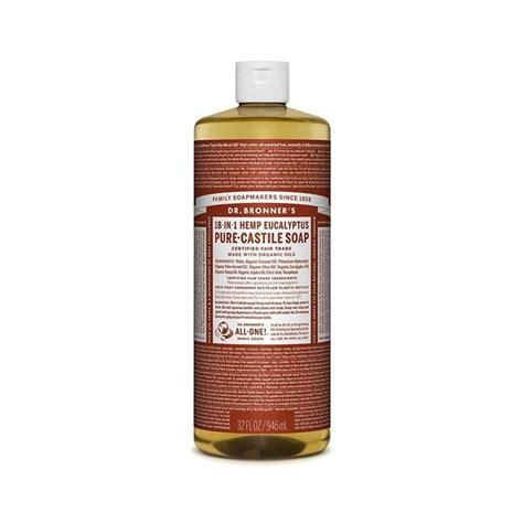 Murah Dr Bronner S Castile Liquid Soap Eucalyptus 473 Ml dr bronner s castile liquid soap eucalyptus