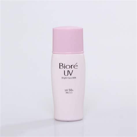 Biore Uv biore uv bright milk kao spf 50 pa 30 ml