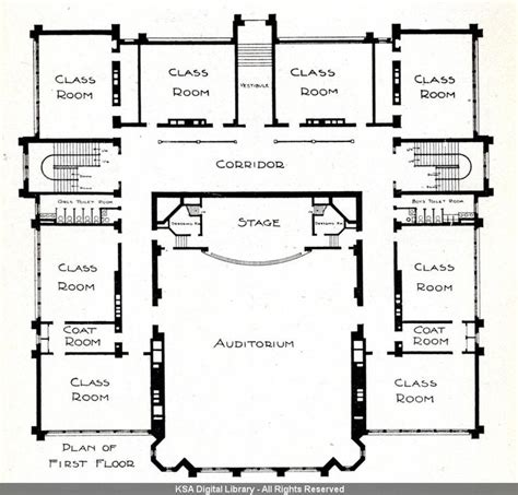 floor plan of school building high school floor plans tags bluefield school wilbur t