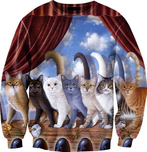 sock cat sweater 31 best images about cat sweaters on i