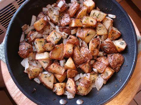 crisp pan fried potatoes mark bittman